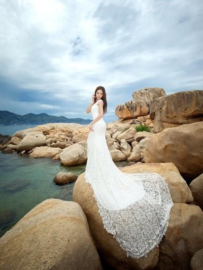 Dương Hiểu Ngọc khoe dáng ngọc như tiên nữ giáng trần ảnh 6