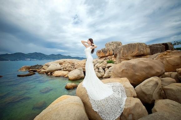 Dương Hiểu Ngọc khoe dáng ngọc như tiên nữ giáng trần ảnh 8