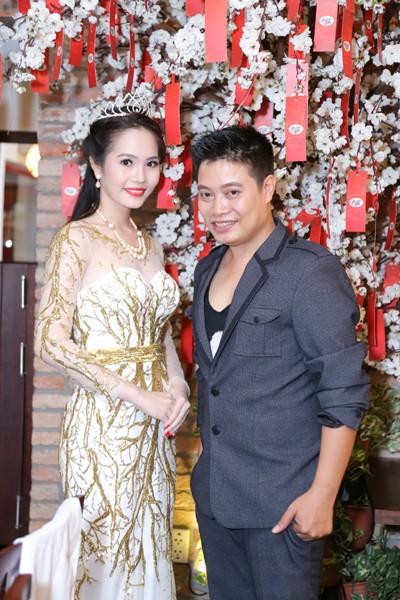 Nữ hoàng Du lịch Việt Nam Dương Kim Ánh lộng lẫy trong tiệc mừng sau đăng quang ảnh 3