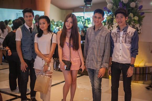 Stylist Trịnh Tú Trung dự sự kiện cùng dàn hot teen Thái Lan ảnh 2