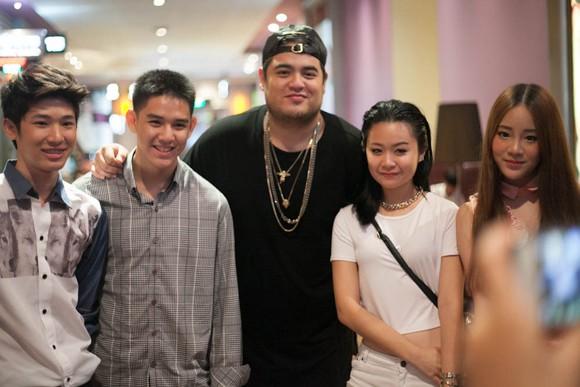 Stylist Trịnh Tú Trung dự sự kiện cùng dàn hot teen Thái Lan ảnh 4