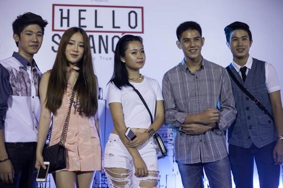 Stylist Trịnh Tú Trung dự sự kiện cùng dàn hot teen Thái Lan ảnh 6