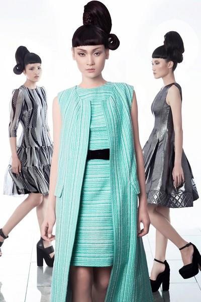 Kha Mỹ Vân, Thùy Trang và Chà Mi nổi bật với phong cách Pop Art ảnh 5