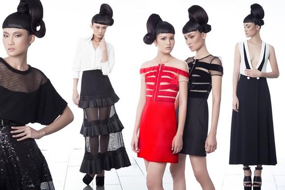 Kha Mỹ Vân, Thùy Trang và Chà Mi nổi bật với phong cách Pop Art ảnh 8