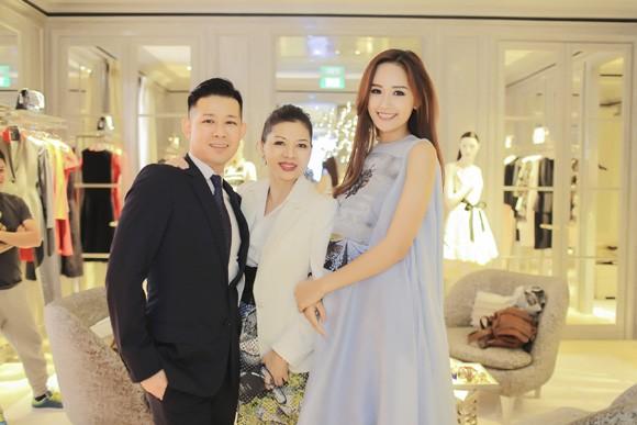 Hoa hậu Mai Phương Thuý xuất hiện nổi bật tại sự kiện lớn của châu Á ảnh 7