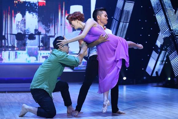 Khánh Thi, Phan Hiển, Hà Lê kết hợp trong màn trình diễn đầy cảm xúc ảnh 9
