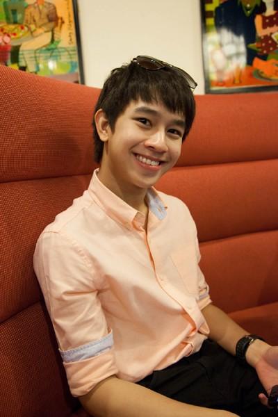 Hot boy Thái Lan Fluke Pongsatorn sẽ tái ngộ khán giả Việt Nam ảnh 1