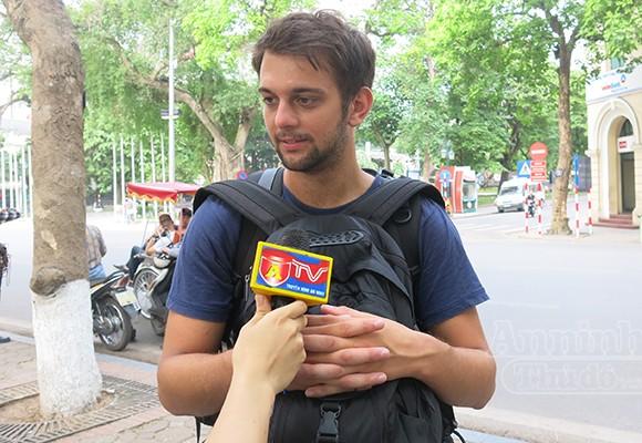 Du khách quốc tế bình yên khi đến Hà Nội ảnh 3